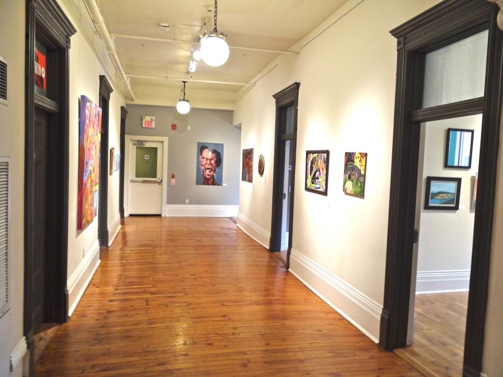 Gladstone Hallway
